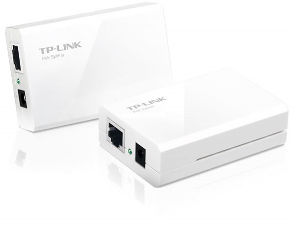 PoE injector (TP-Link TL-POE200S)