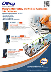 designed for factory and vehicle application - 24v dc series