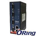 Device server, 4x RS-232/422/485 + 2x 10/100/1000 RJ-45 (LAN) (ORing IDS-342GT)