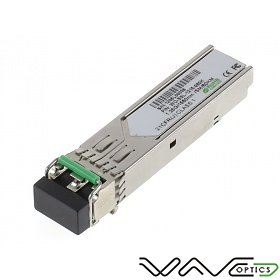 SFP Optical Module, 1Gb, LC SM, 80km, TX:1550nm