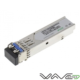 SFP Optical Module, 1Gb, LC SM, 20km, TX:1310nm