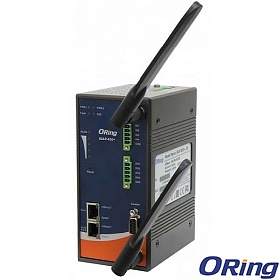 ORing IGAP-620+, Industrial Wireless Access Point, 2x 10/100/1000 (LAN) PoE + 1x 802.11b/a/g/n (WLAN)