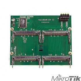 Routerboard RB604 extenstion card