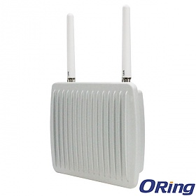 TGAP-W610+-M12, Industrial EN50155 802.11 a/b/g/n Wireless Access Point, 1x 10/100/1000 M12 (LAN) PoE + 1x 802.11b/a/g/n (WLAN), IP67