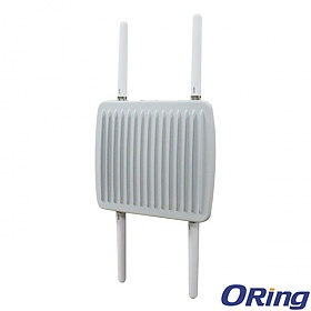 TGAP-W6610+-M12, Industrial EN50155 Dual RF in IEEE 802.11 a/b/g/n Wireless Access Point, 1x 10/100/1000 M12 (LAN) PoE + 2x WLAN, IP67