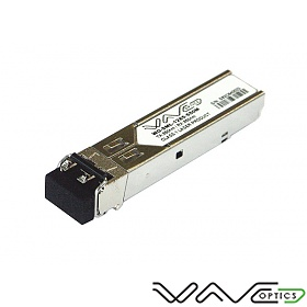 SFP Optical Module, 1Gb, LC MM, 550m, TX:850nm w/DDMI