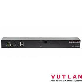 Power distribution unit 2x analog, 1xCAN, 4x 230V (Vutlan VT604)