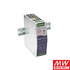 Power supply 120W 24VDC, P.F.C., DIN TS35 (Mean Well WDR-120-24)