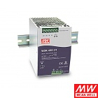 Power supply 480W 48VDC, P.F.C., DIN TS35 (Mean Well WDR-480-48)