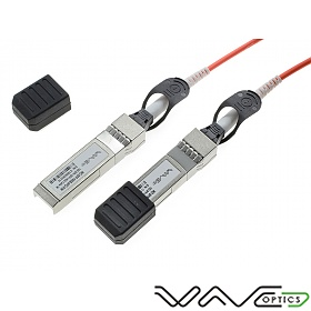 SFP+ Active Fiber Cable, 10Gb, 5m