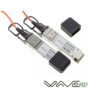QSFP+ Active Fiber Cable, 40Gb, 5m