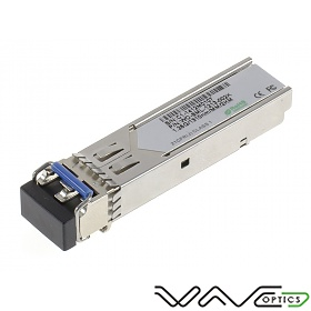 SFP Optical Module, 1x 1Gb LC MM, 2km, TX: 1310nm (Wave Optics, WO-SML-1213-002K)