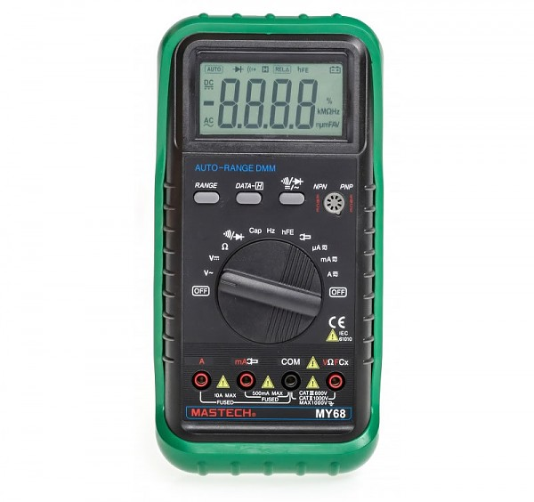 Mastech MY68 - Digital Multimeter (Mastech MY-68)