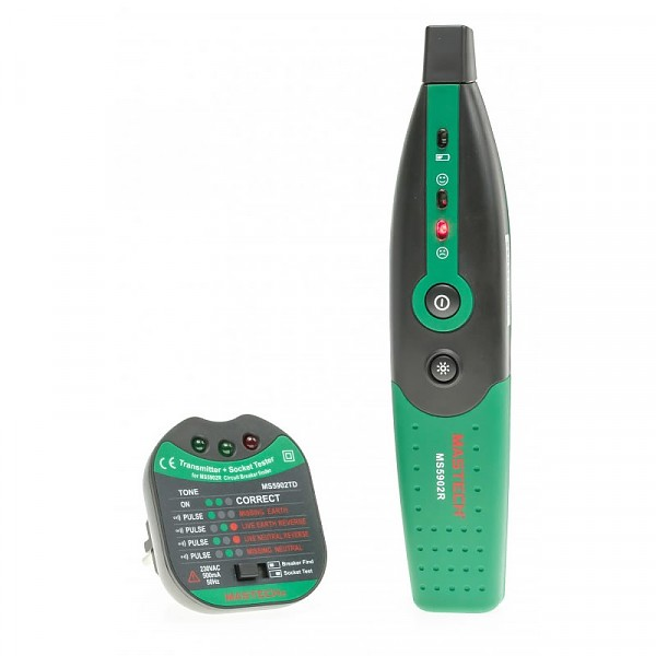 Mastech MS5902 - Circuit breaker finder and socket tester
