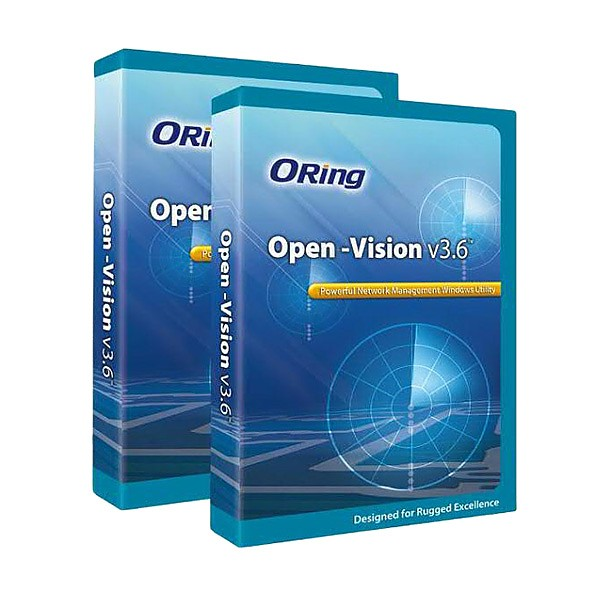 Oring Open Vision, Network Management Utility (v3.6 M50)
