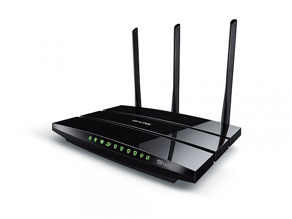 TP-Link Archer C1200, 1200Mbps Wireless Gigabit Router Dual-band AC1200