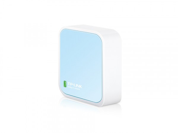 TP-Link TL-WR802N, 300Mbps Wireless N Nano Router