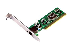Network adapter, PCI, 32-bit, Fast Ethernet (TP-Link TF-3239DL)