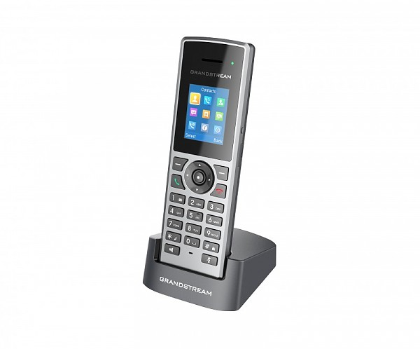 DECT Cordless HD Handset for Mobility (Grandstream DP722)