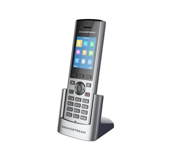 DECT Cordless HD Handset for Mobility (Grandstream DP730)