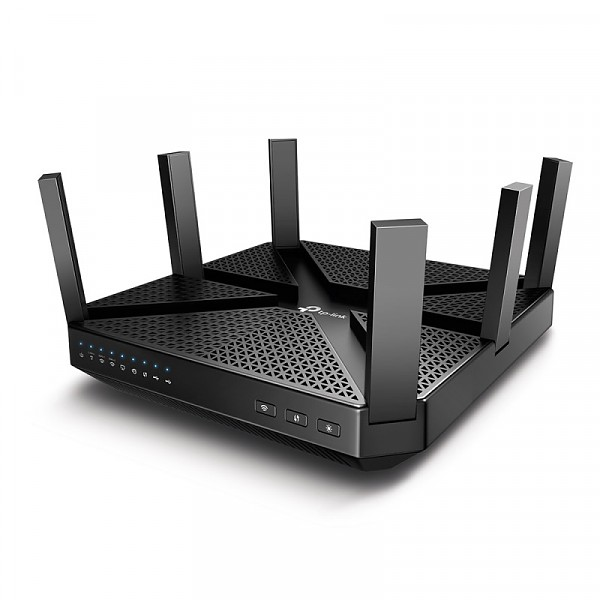 TP-Link Archer C4000, 4000Mbps Wireless Gigabit Router Tri-band AC4000, MU-MIMO