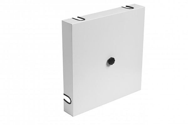 Wallmounted box for cable supply (600x600mm)