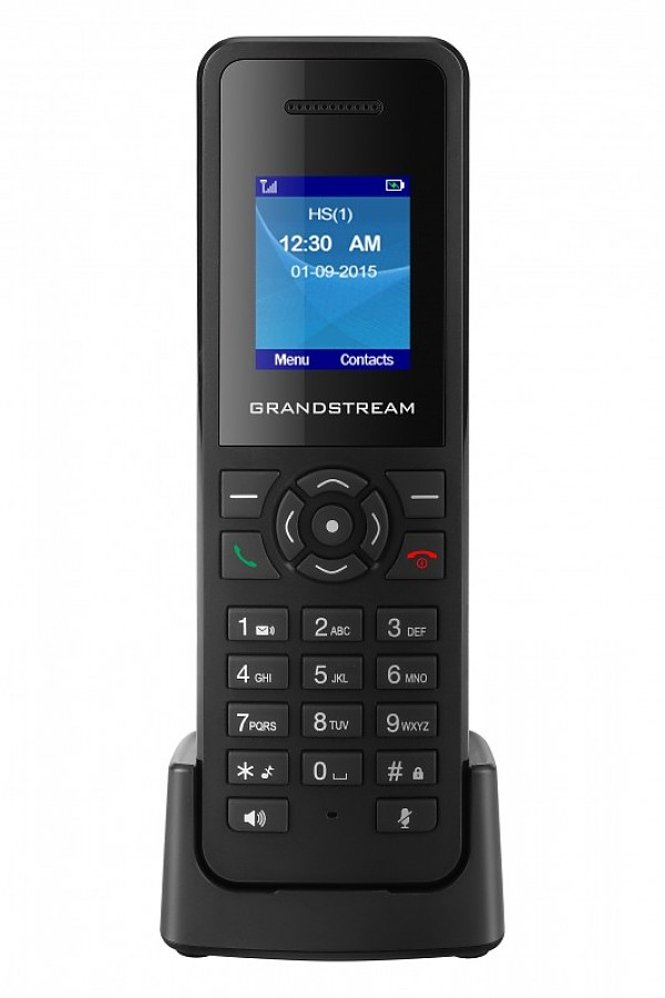 DECT Cordless HD Handset for Mobility (Grandstream DP720)