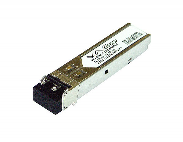 Industrial SFP Module, 1Gb, LC MM, 550m, Tx:850nm