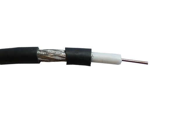 Coaxial cable RG59 Cu, 75ohm, 100m, Wave Cables
