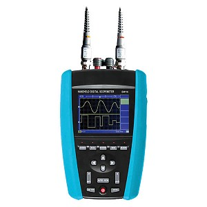 Scopemeter, Portable Oscilloscope with True RMS multimeter (E-Sun EM116A)