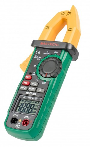 Mastech MS2009A - Digital clamp multimeter