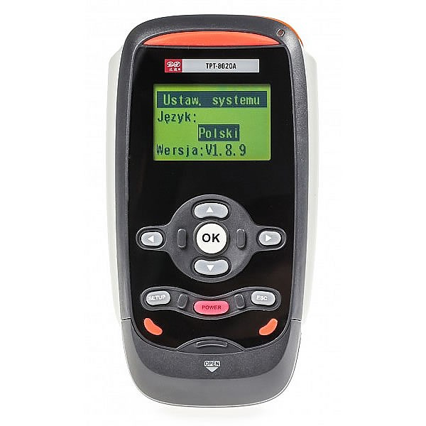 DADI TPT-8020A Cable tester with network tester and cable locator