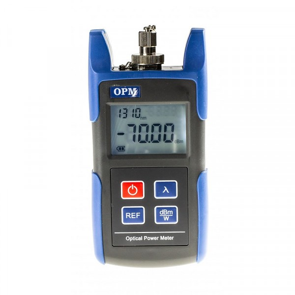 Optical power meter -50 ÷ +26dBm