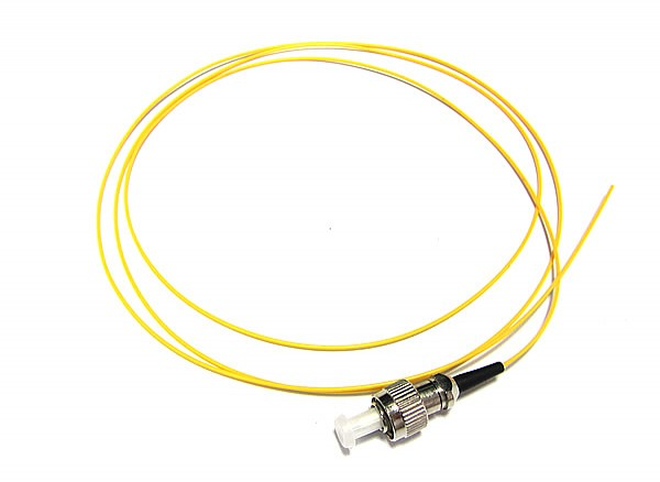 Fiber optic pigtail FC/UPC, SM, 9/125, 0.9mm, G652D fiber, 2m
