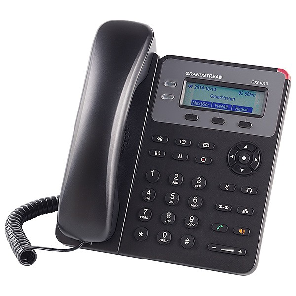 VoIP phone (Grandstream GXP 1610 HD)