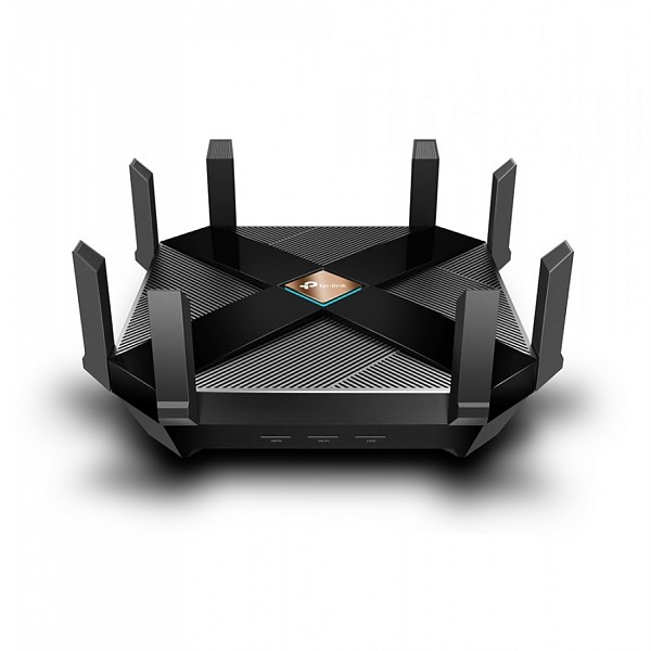 TP-Link Archer AX6000, 6000Mbps Wireless Gigabit Router Dual-band AX6000, MU-MIMO