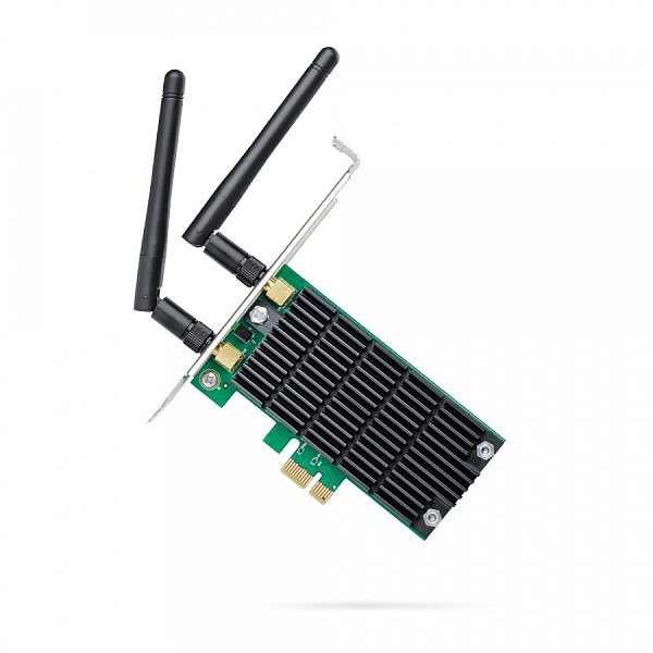 TP-Link Archer T4E, 1200Mbps Wireless Dual Band PCI-Express AC1200