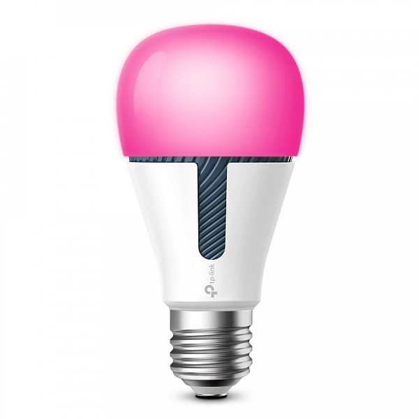 Smart Wi-Fi LED RGB Bulb with Dimmable Light (TP-Link KL130)