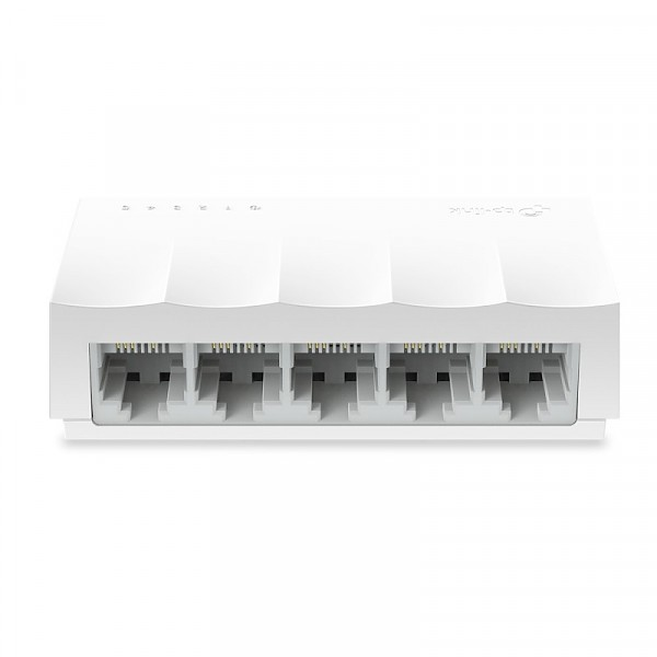 Unmanaged switch, 5x 10/100 RJ-45, desktop (TP-Link LS1005)