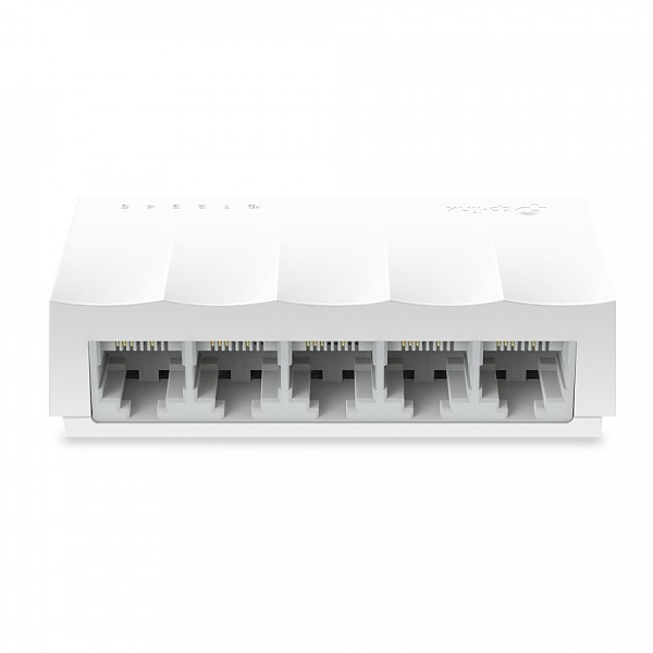 Unmanaged switch, 5x 10/100/1000 RJ-45, desktop (TP-Link LS1005G)