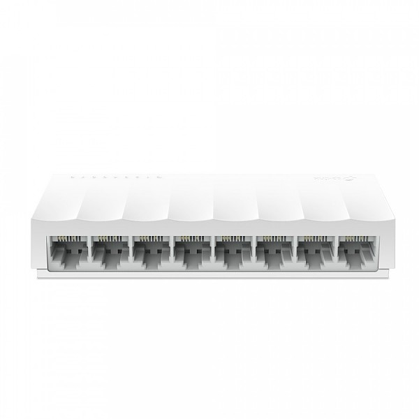 Unmanaged switch, 8x 10/100 RJ-45, desktop (TP-Link LS1008)