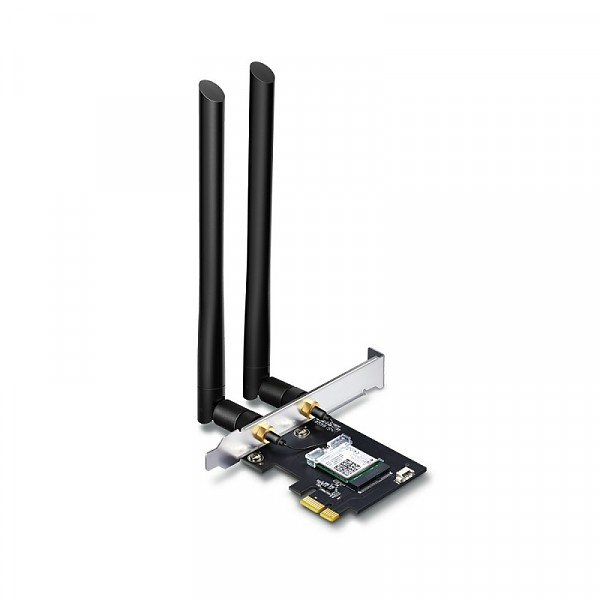 1200Mbps Wireless Dual Band PCI-Express AC1200, Bluetooth 4.2 (TP-Link Archer T5E)