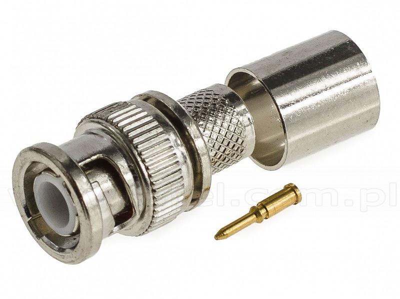 BNC MALE CONNECTORS