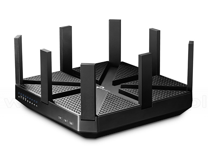 5400Mbps Wireless Gigabit Router Tri-band AC5400, MU-MIMO (TP-Link Archer  C5400)