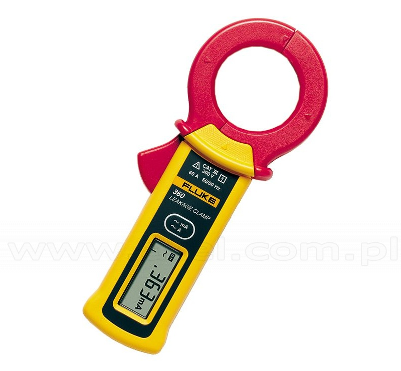 FLUKE 360 - AC leakage current clamp meter