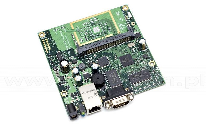 Driver for MikroTik RB411AH Router Board