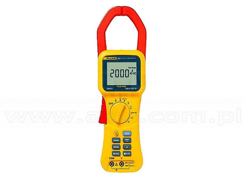 Measuring Instruments » Clamp multimeters