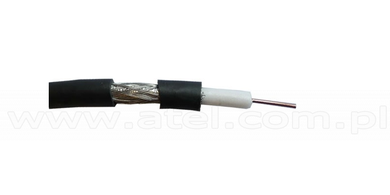 Cables coaxial type » Coaxial cable Wave Cables RG59 Cu, 100 m