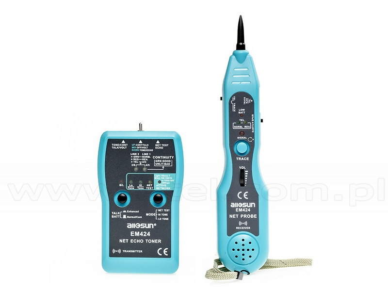 E-Sun EM424 - Cable tester (for multi-pairs cable)