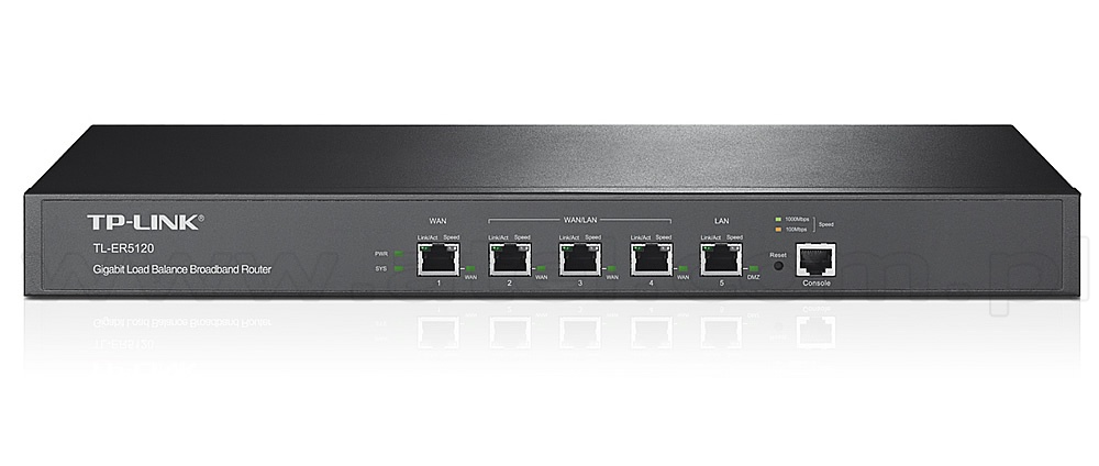 TP-Link TL-R470T+ v1 Router 64 Bit